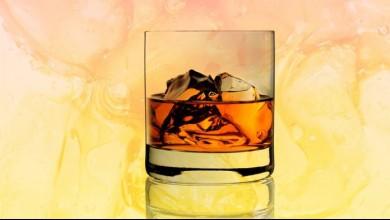 Пием все по-малко уиски