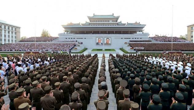 Северна Корея е модерна страна с изключителна архитектура