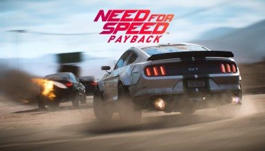 Need For Speed Payback идва през ноември