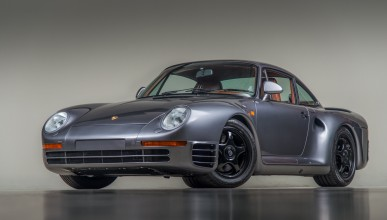 Porsche 959 на цената на 918 Spyder