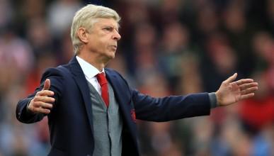 Венгер не иска Барселона в английско първенство
