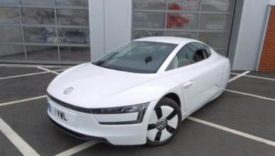 VW имат кола с разход от 1 литър на 100 км