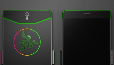 Razer ще предлагат мобилен телефон