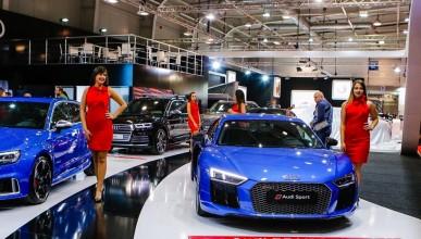 Автономна лимузина и луксозни SUV-модели бяха показани на салона в София