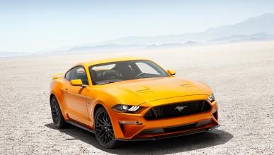 Колко ще ти гори новия Mustang