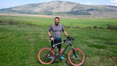 Вдъхновяващо: от Букурещ до София на колело!