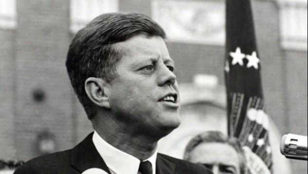 Човекът, който застреля Кенеди