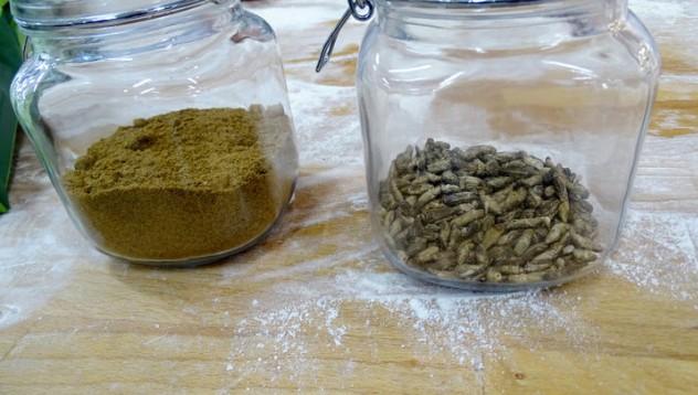 Финландци вече произвеждат хляб от щурци