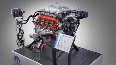 Mopar предлагат двигател за твоята кола