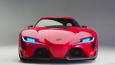 Състезателната дивизия на Toyota разработва новата Supra