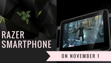Razer представи своя геймърски телефон