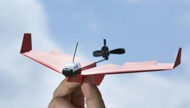 Хартиеният умен самолет
