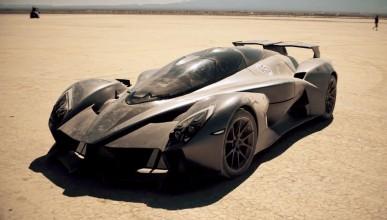 Tachyon Speed хвърля ръкавици на Bugatti