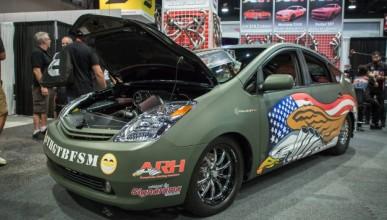 Това е най-замърсяващият Prius в света