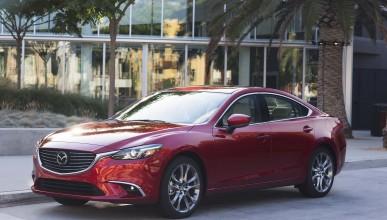 Новата Mazda 6 ще бъде още по-луксозна