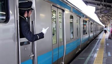 Японската железница се извини за 20-секундно подраняване
