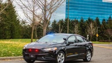Ford представя водороден двигател за американската полиция