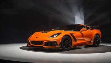 Новият Corvette ZR1 със 750 причини за покупка