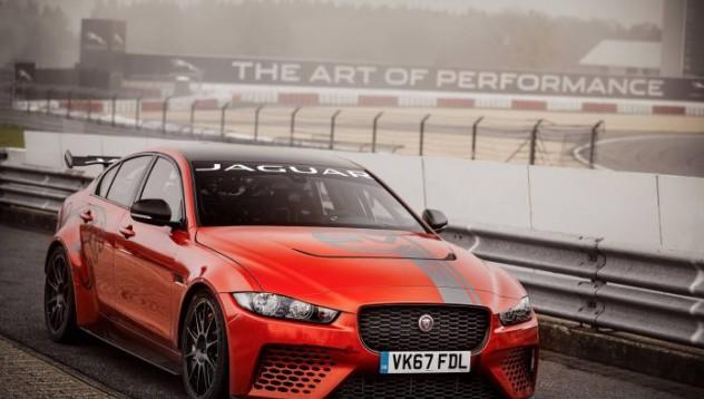 Jaguar поставя всички седани на колене