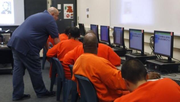 Затворниците в Белгия разполагат с интернет и имат достъп до порно
