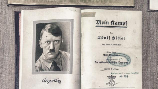 Адолф Хитлер е разрешен в тексаските затвори