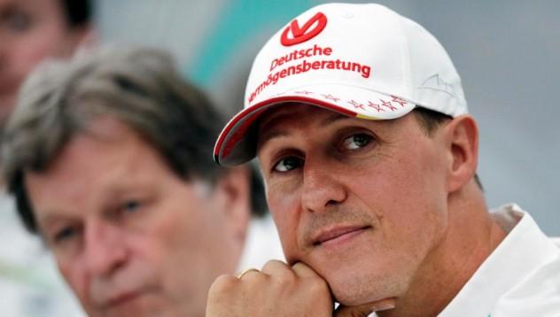 Битката на Шумахер продължава