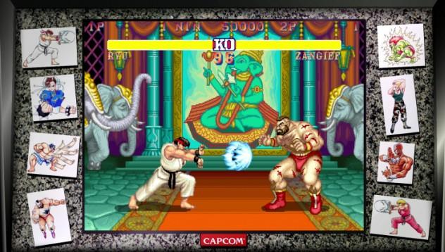 Street Fighter става на 30 години