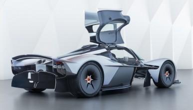 Aston Martin с мераци за Льо Ман