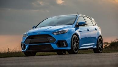 Ford Focus RS е жаден за антифриз