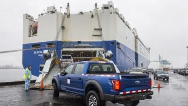 Ford ще изпраща коли до Китай