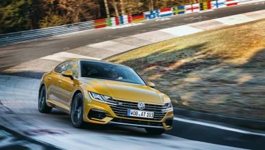 VW Arteon ще се радва на VR6 и турбина