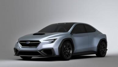 Subaru се сбогува с боксерните двигатели
