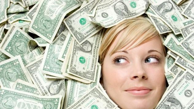 Жена спечели 5 милиона долара с грешен билет