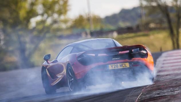 McLaren поставя рекордна година