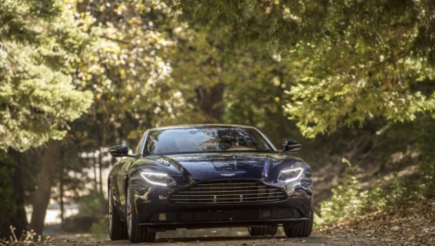 Aston Martin поставят най-голям рекорд от 2008-а година