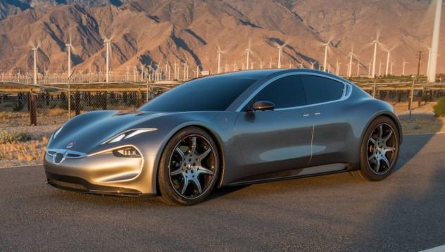 Fisker EMotion поставя Tesla на изпитание