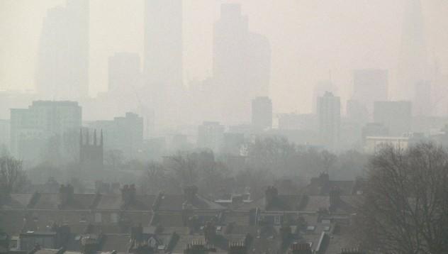 Петъчен смого-задимен тиутър