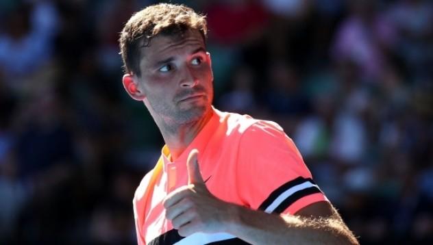 Трета победа за Григор Димитров в Австралия