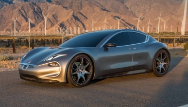 Fisker EMotion поставя Tesla на изпитание