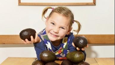 Семейство излекувало епилепсия с авокадо