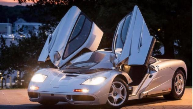 McLaren F1 за 24 000 000 долара