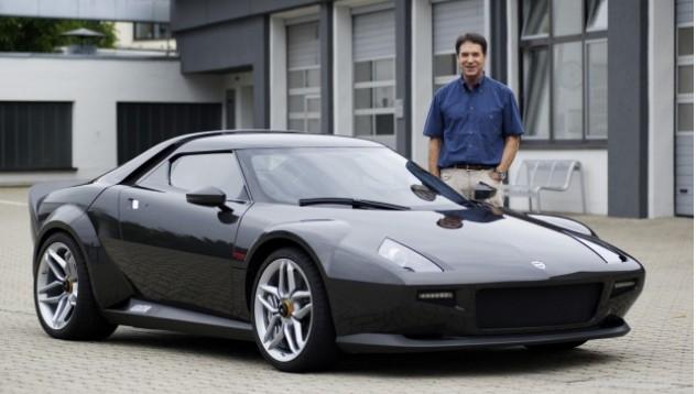 New Stratos е свежият полъх на Lancia