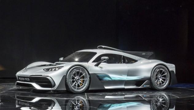 AMG ще запази хибридната технология от Project One