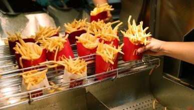 McDonalds може да излекува плешивите
