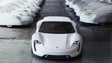 Porsche разработва Mission E
