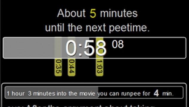 RunPee е приложение за истинския киноман