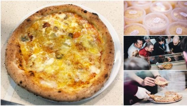 Пица със 111 вида сирене грабна рекорд в Берлин