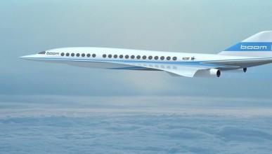 Boom Supersonic предлагат 3-часов полет от Лондон до Ню Йорк