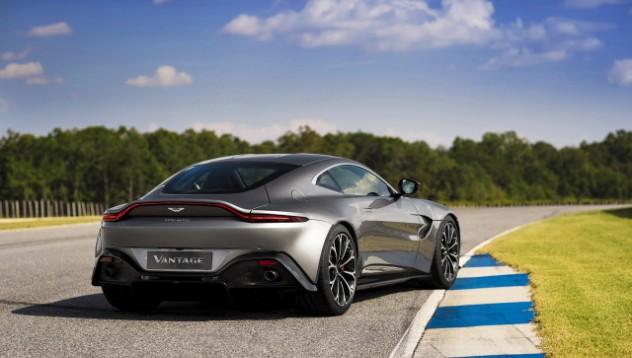 Aston Martin няма да използват 6-цилиндрови двигатели