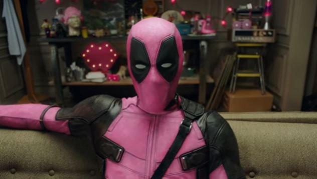 Deadpool предлага своя розов костюм